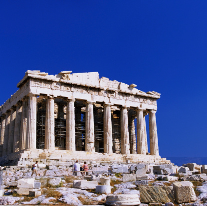 an analysis of the greek architecture of ancient greece